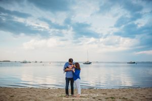 Family Photo Beach Session at the Chatham Bars Inn on Cape Cod in Chatham, Massachusetts - Sarah Murray Photography