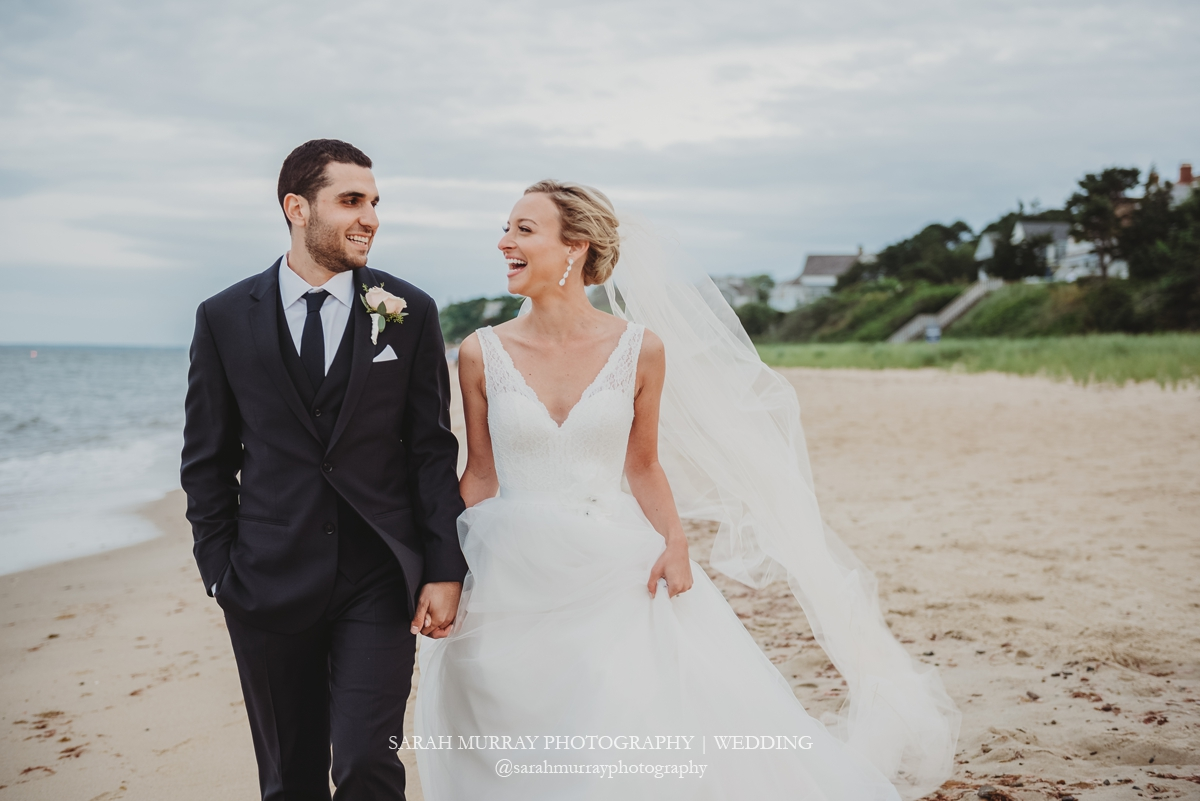 Popponesset Inn Wedding on Cape Cod in Falmouth Massachusetts Sarah Murray Photography