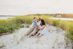 Long Beach Family Photo Session on Cape Cod in Centerville, Massachusetts - Sarah Murray Photography