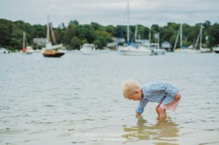 The Knob Beach Family Photo Session on Cape Cod in Woods Hole Massachusetts Sarah Murray Photography