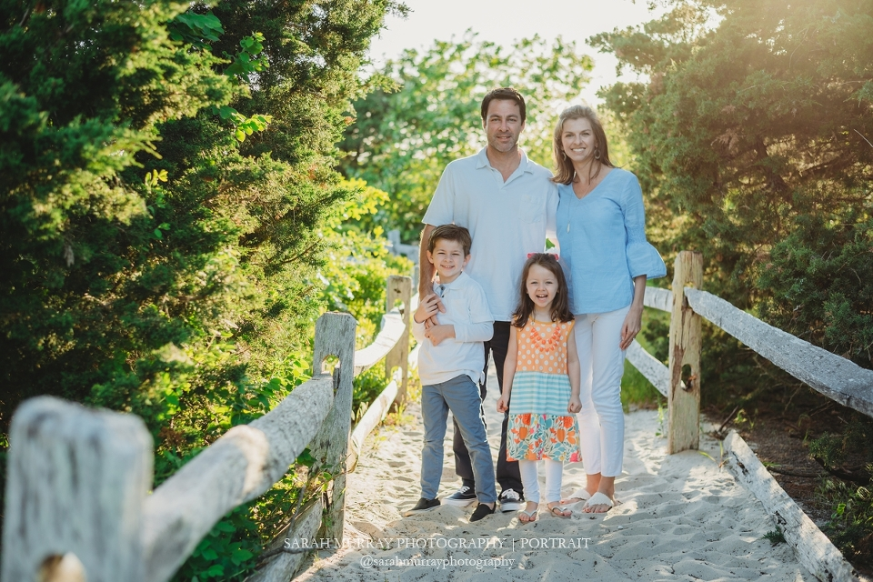 Long Beach Family Photo Session on Cape Cod in Centerville Massachusetts - Sarah Murray Photography